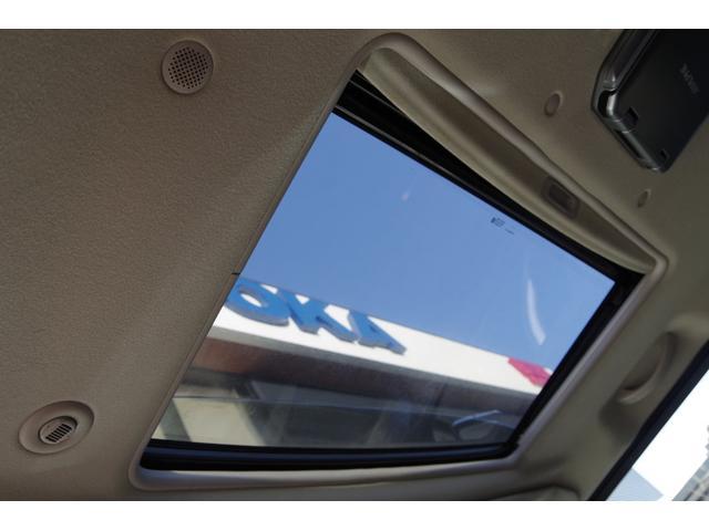 タイプG シートヒーター 電動シート DVD CD Bluetooth SD 純正17インチアルミホイール サンルーフ クルーズコントロール バックカメラ 社外HDDナビ レザーシート(28枚目)