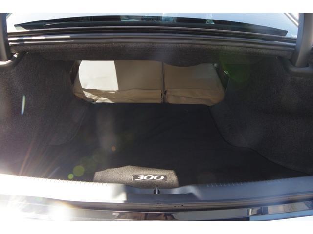 300ブラック&ホワイトパッケージ+ ベージュ革調シート パナソニック製ナビ 地デジ バックカメラ ソナー BOSS22インチAW ブラッククロームグリル クロームセンターピラー Bluetooth スマートキー バイキセノン(26枚目)