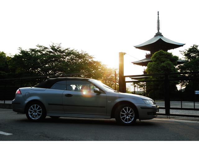 「サーブ」「9-3シリーズ」「オープンカー」「埼玉県」の中古車5