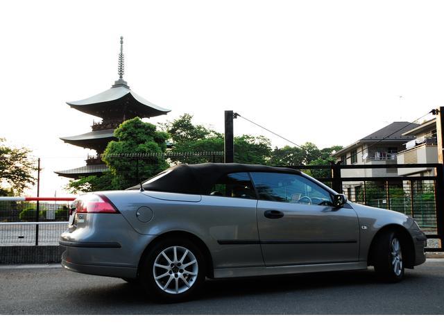 「サーブ」「9-3シリーズ」「オープンカー」「埼玉県」の中古車7