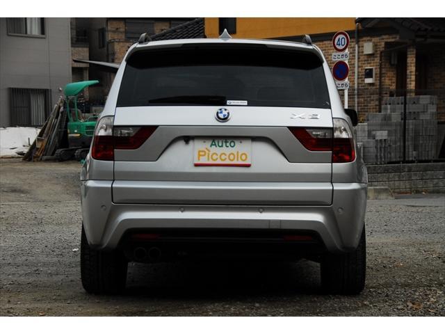 BMW BMW X3 2.5si MスポーツパッケージI