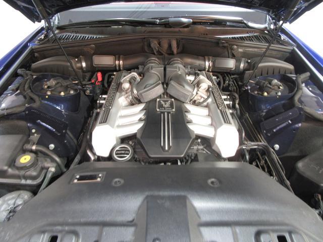 6.7L V12、460PS/73.4Kgm