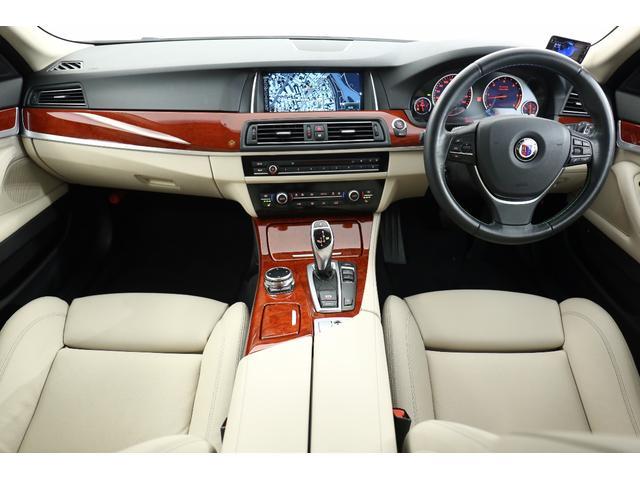 BMWアルピナ アルピナ D5 ターボ リムジン 後期モデル 1オーナー車 Bカメラ地デジ