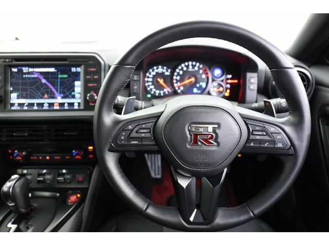 日産 GT-R ピュアエディション 現行モデル レイズ鍛造20インチAW