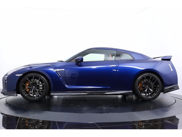 日産 GT-R ブラックエディション 現行モデル 純正チタン合金マフラー