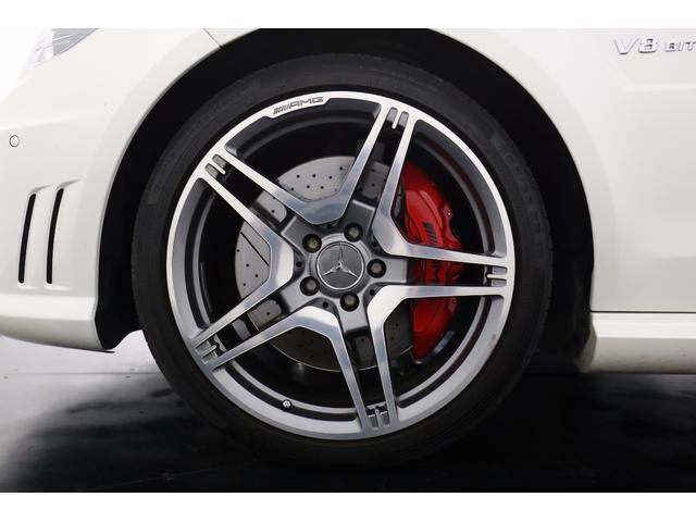 メルセデス・ベンツ M・ベンツ E63 AMG ステーションワゴン パフォーマンスPKG
