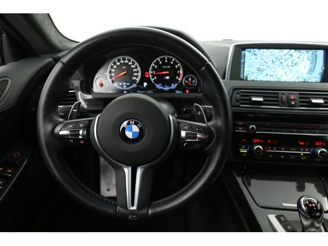 BMW BMW M6 グランクーペ 左ハンドル カーボンスポイラー・デュフューザー