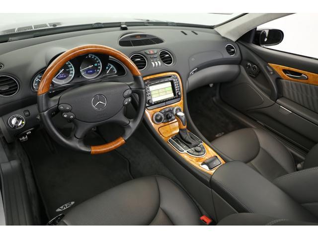 SL600 ウッドコンビステア ウッドパネル フルノーマル車(3枚目)