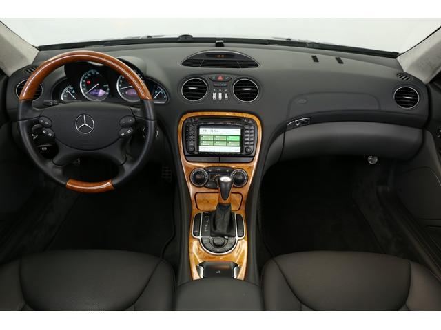 SL600 ウッドコンビステア ウッドパネル フルノーマル車(8枚目)