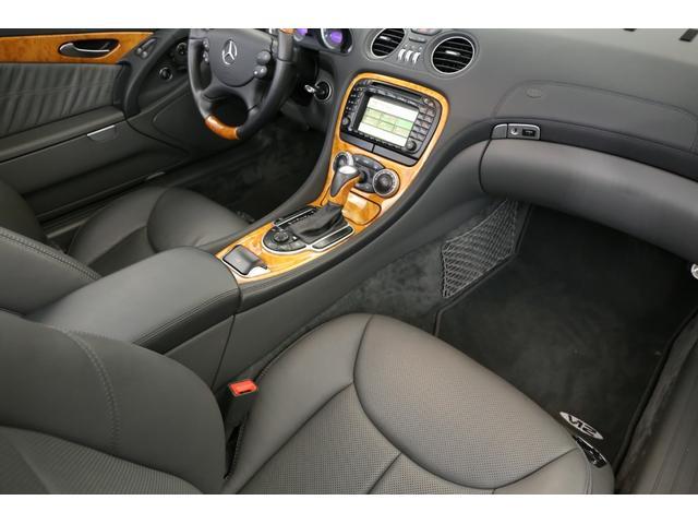 SL600 ウッドコンビステア ウッドパネル フルノーマル車(9枚目)
