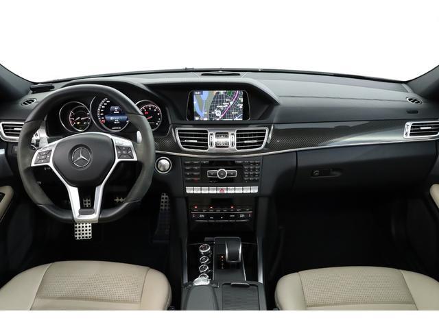 E63 S 4マチックAMGカーボンPKG カーボンブレーキ(8枚目)
