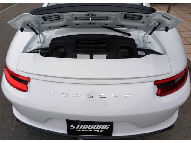 911GT3ツーリングパッケージ ディーラー車 6MT(17枚目)