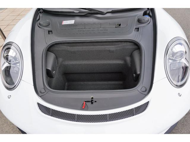 911GT3ツーリングパッケージ ディーラー車 6MT(18枚目)