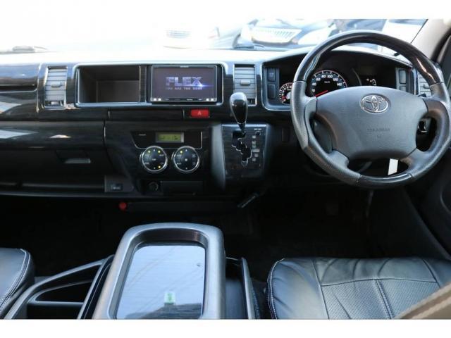 トヨタ ハイエースワゴン 2.7 GL ロング ミドルルーフ 後期