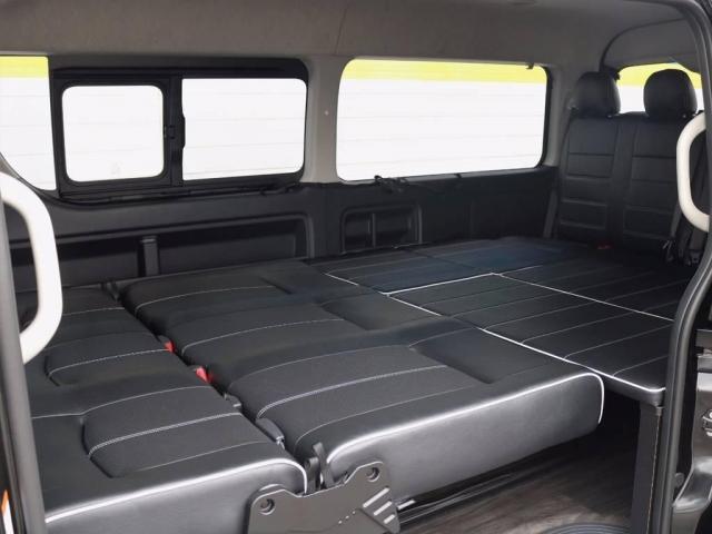 トヨタ ハイエースワゴン 2.7 GL ロング ミドルルーフ アレンジCT