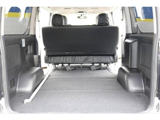 トヨタ ハイエースバン 2.0 スーパーGL ロング 買取直販4型カスタム車
