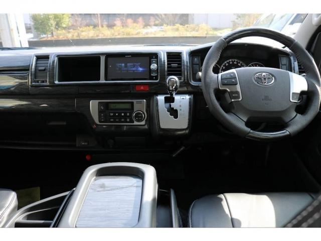 2.7 GL ロング ファインテックツアラー 特別加装車キャ(2枚目)
