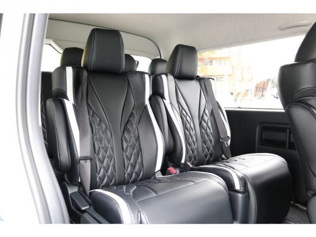 2.7 GL ロング ファインテックツアラー 特別加装車キャ(6枚目)