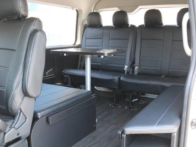 2.7 GL ロング ミドルルーフ 4WD シートアレンジR(5枚目)