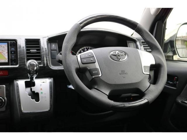 2.7 GL ロング ミドルルーフ 4WD 特設イエローナビ(14枚目)