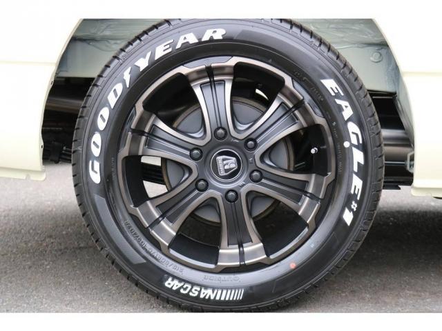 2.7 GL ロング ミドルルーフ 4WD 特設イエローナビ(20枚目)