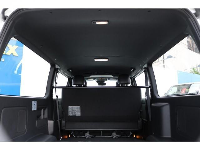スーパーGL ダークプライムII 新車ナビパッケージFLEXバルベロ17インチアルミ&GOODYEARタイヤ2インチローダウンKIT前後薄型バンプストップラバーCOBRAスポイラーFLEX煌LEDテールカロッツェリアSDナビ(6枚目)