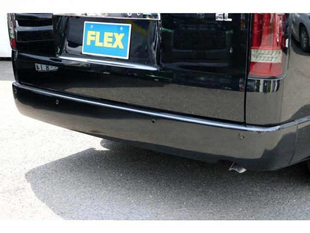 GL ロング COBRAボンネットLEDヘッドライトインナーブラック施工FLEXDeifinelineスポイラーFLEXDeifinelineオーバーフェンダーFLEXバルベロ17インチアルミGOODYEARタイヤ(14枚目)