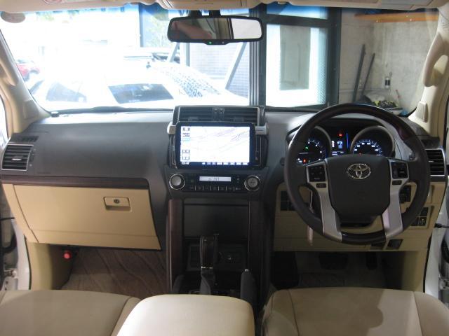 「トヨタ」「ランドクルーザープラド」「SUV・クロカン」「東京都」の中古車9