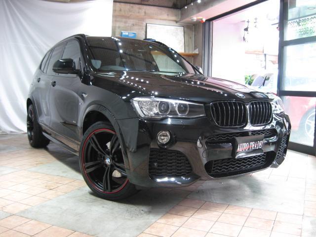 「BMW」「BMW X3」「SUV・クロカン」「東京都」の中古車12