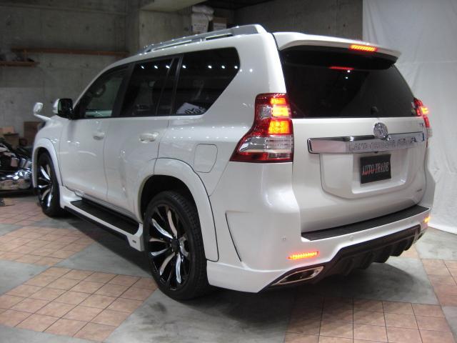 「トヨタ」「ランドクルーザープラド」「SUV・クロカン」「東京都」の中古車5