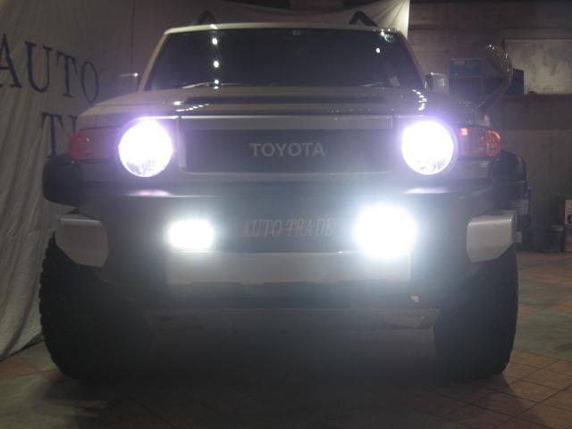 「トヨタ」「FJクルーザー」「SUV・クロカン」「東京都」の中古車5