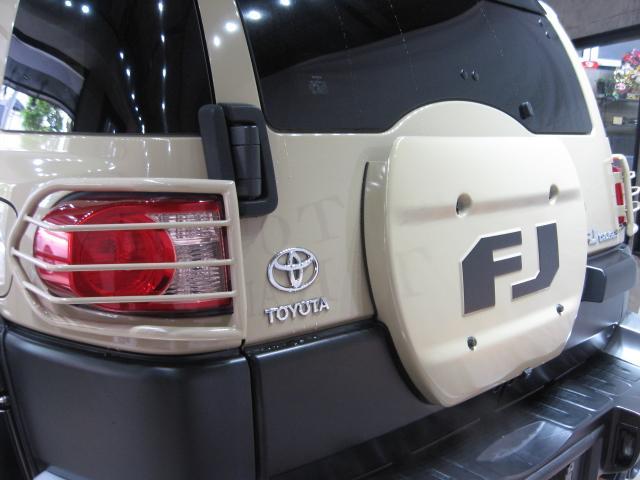 「トヨタ」「FJクルーザー」「SUV・クロカン」「東京都」の中古車23