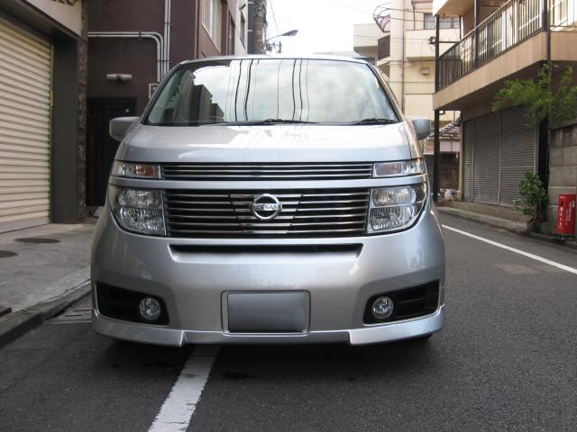 「日産」「エルグランド」「ミニバン・ワンボックス」「東京都」の中古車64