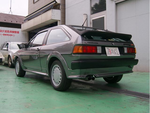 フォルクスワーゲン VW シロッコ GTX-16V