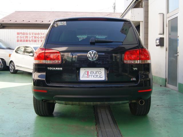 フォルクスワーゲン VW トゥアレグ V6 V6 本革 HDDナビ SR