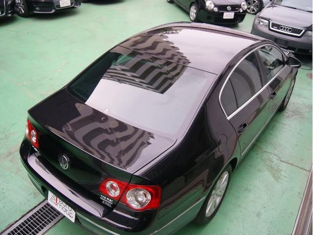 フォルクスワーゲン VW パサート V6 4モーション 本革 HDDナビ ワンオーナー