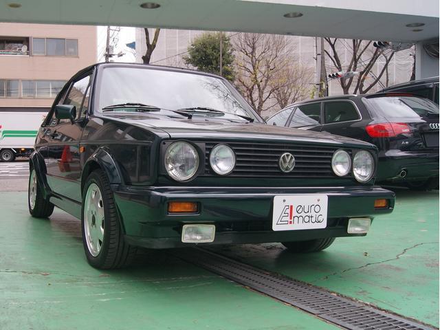 フォルクスワーゲン VW ゴルフカブリオレ クラシックライン 本革 Bluetoothステレオ ETC