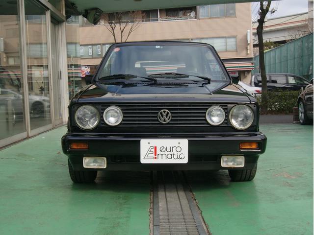 フォルクスワーゲン VW ゴルフカブリオレ クラシックライン