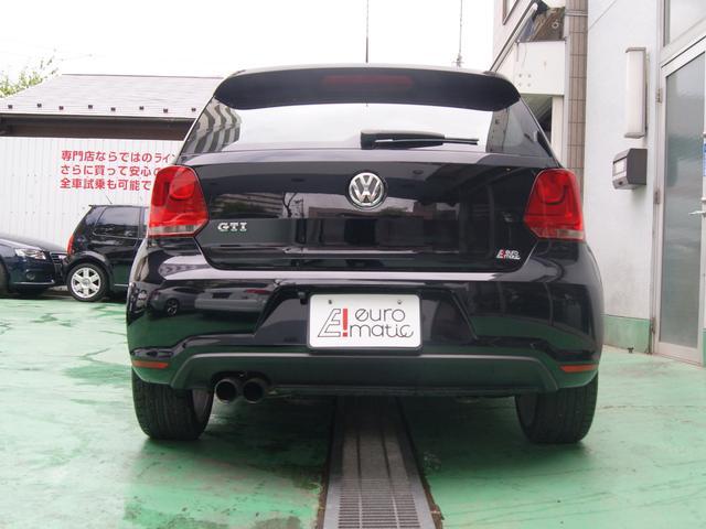 フォルクスワーゲン VW ポロ GTI ナビ TV Bカメラ Pソナー HID Pシフト