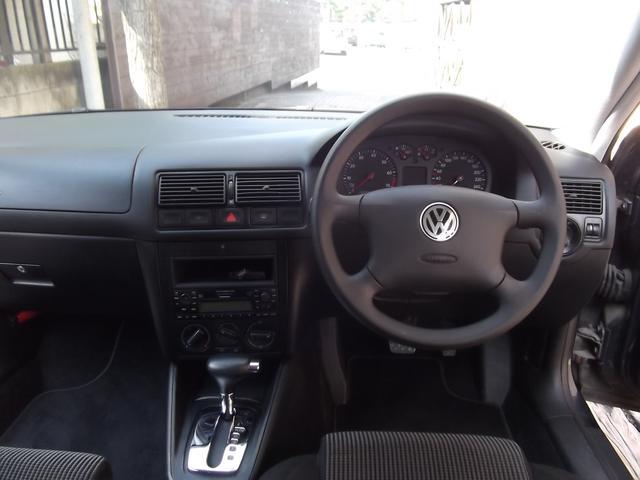 フォルクスワーゲン VW ゴルフワゴン GLi ワンオーナー 記録簿付 ARC車高調