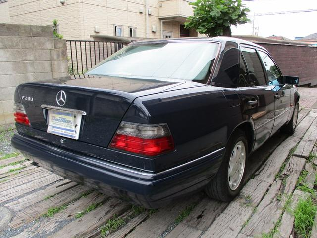 E280 ディーラー車 右ハンドル ETC(8枚目)