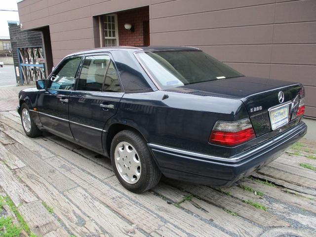 E280 ディーラー車 右ハンドル ETC(9枚目)