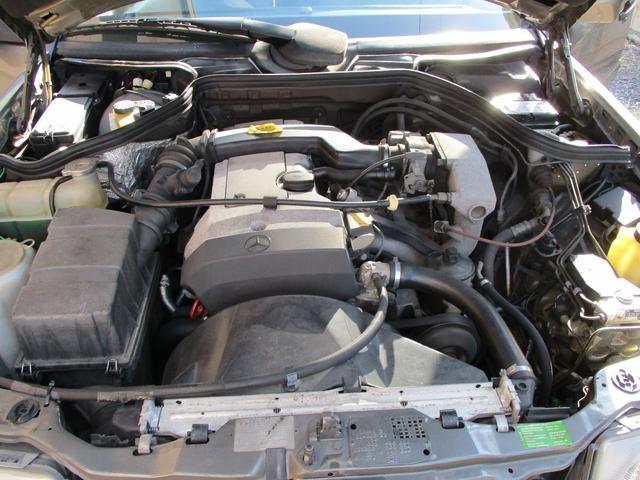 E220ステーションワゴン 車検令和3年3月 整備済み(5枚目)