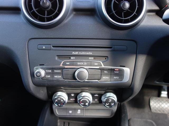 1.4TFSI 認定中古車 ワンオーナー 純正MMIナビ  地デジ ETC Bluetooth DVD再生(5枚目)