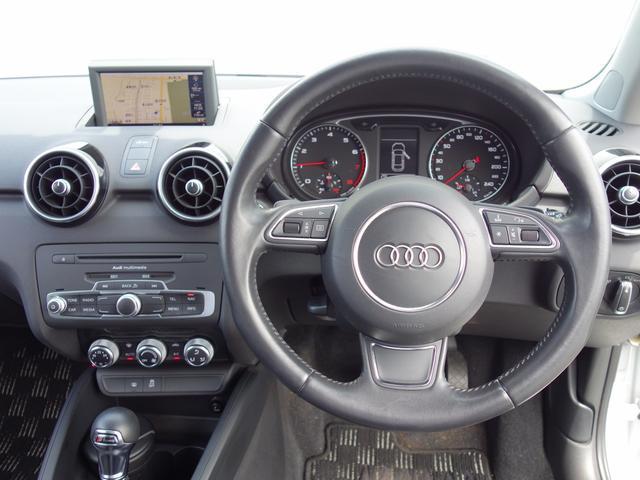 1.4TFSI 認定中古車 MMIナビパッケージ キセノンヘッドライト コントラストルーフ 地デジ 17インチ純正アルミホイール Bluetooth スマートキーシステム ETC(12枚目)