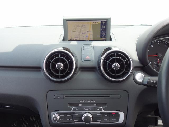 1.4TFSI 認定中古車 MMIナビパッケージ キセノンヘッドライト コントラストルーフ 地デジ 17インチ純正アルミホイール Bluetooth スマートキーシステム ETC(13枚目)