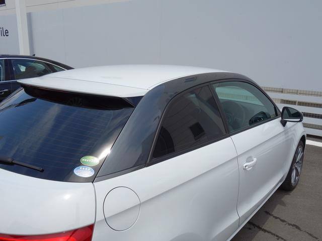 1.4TFSI 認定中古車 MMIナビパッケージ キセノンヘッドライト コントラストルーフ 地デジ 17インチ純正アルミホイール Bluetooth スマートキーシステム ETC(22枚目)