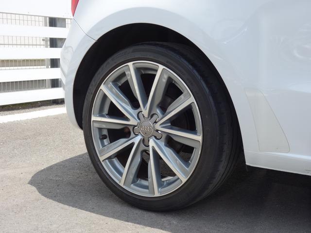 1.4TFSI 認定中古車 MMIナビパッケージ キセノンヘッドライト コントラストルーフ 地デジ 17インチ純正アルミホイール Bluetooth スマートキーシステム ETC(34枚目)