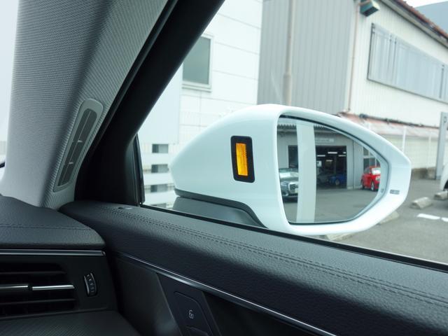 40TDIクワトロスポーツ 認定中古車 元デモカー 禁煙車 HDマトリクスLEDヘッドライト リアシートヒーター アシスタンスパッケージ アダプティブクルコン サイドアシスト レーンアシスト 地デジ Bluetooth(5枚目)