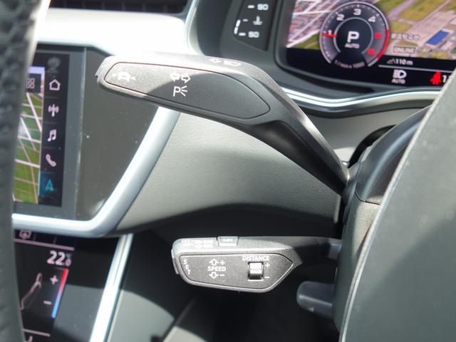 40TDIクワトロスポーツ 認定中古車 元デモカー 禁煙車 HDマトリクスLEDヘッドライト リアシートヒーター アシスタンスパッケージ アダプティブクルコン サイドアシスト レーンアシスト 地デジ Bluetooth(6枚目)